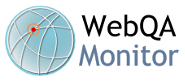 WebQA Monitor: uptime monitoring for your website